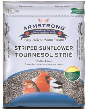 Armstrong Easy Pickens Black Oil Sunflower Kernel 3.18kg One Size 1 Piece